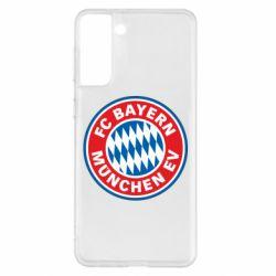 Чохол для Samsung S21+ FC Bayern Munchen