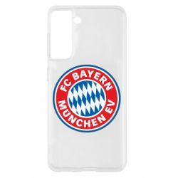 Чохол для Samsung S21 FC Bayern Munchen