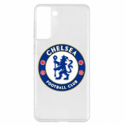 Чехол для Samsung S21+ FC Chelsea