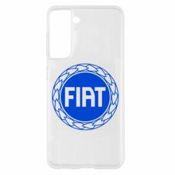 Чохол для Samsung S21 Fiat logo