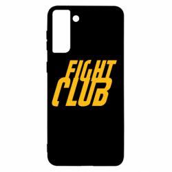 Чохол для Samsung S21+ Fight Club