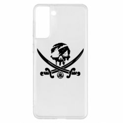 Чохол для Samsung S21+ Flag pirate