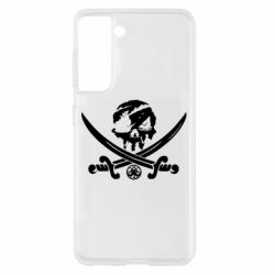 Чохол для Samsung S21 Flag pirate