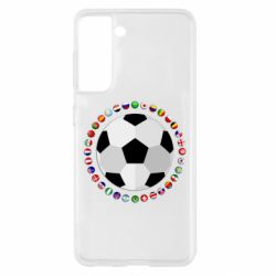 Чохол для Samsung S21 Football