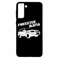 Чехол для Samsung S21+ Forester Mafia