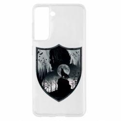 Чохол для Samsung S21 Game of Thrones Silhouettes