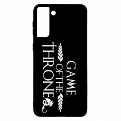 Чохол для Samsung S21+ Game of thrones stylized logo