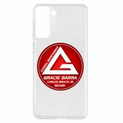 Чохол для Samsung S21+ Gracie Barra Miami