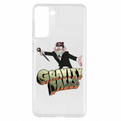 Чохол для Samsung S21+ Гравіті Фолз 3