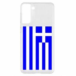 Чохол для Samsung S21+ Греція