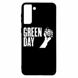 "Чохол для Samsung S21+ Green Day "" American Idiot"