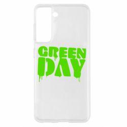 Чохол для Samsung S21 Green Day