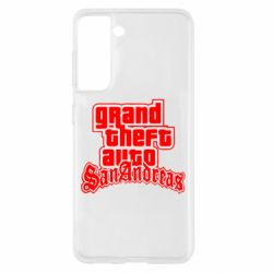 Чохол для Samsung S21 GTA San Andreas