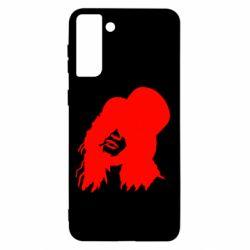 Чохол для Samsung S21+ Guns n' Roses Слеш