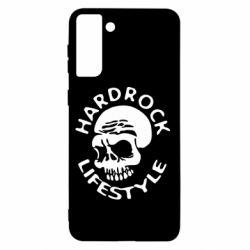 Чохол для Samsung S21+ Hardrock lifestyle