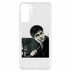 Чехол для Samsung S21+ Harry Potter