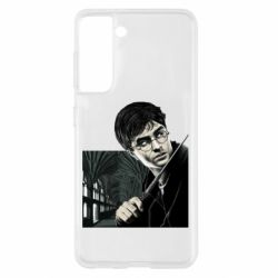 Чехол для Samsung S21 Harry Potter
