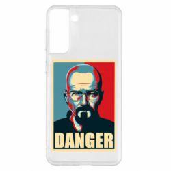 Чохол для Samsung S21+ Heisenberg Danger