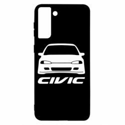 Чохол для Samsung S21+ Honda Civic