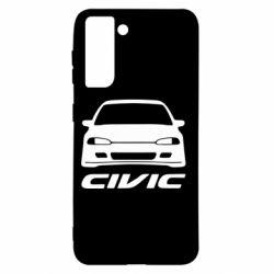 Чохол для Samsung S21 Honda Civic