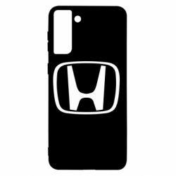 Чохол для Samsung S21+ Honda Logo