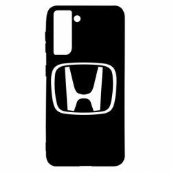 Чохол для Samsung S21 Honda Logo