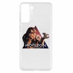 Чохол для Samsung S21+ Horizon Zero Dawn