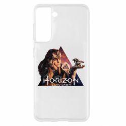 Чохол для Samsung S21 Horizon Zero Dawn
