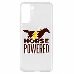 Чехол для Samsung S21+ Horse power