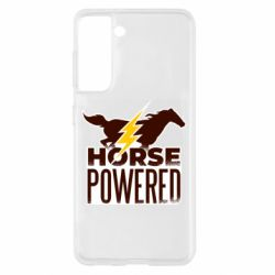 Чехол для Samsung S21 Horse power