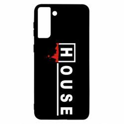 Чохол для Samsung S21+ House