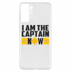 Чохол для Samsung S21+ I am captain now