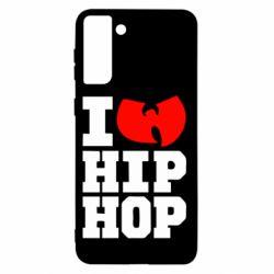 Чохол для Samsung S21+ I love Hip-hop Wu-Tang