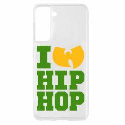 Чохол для Samsung S21 I love Hip-hop Wu-Tang