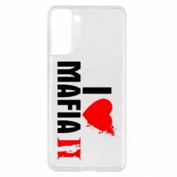 Чохол для Samsung S21+ I love Mafia 2