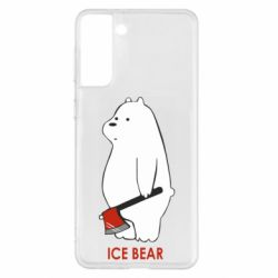 Чохол для Samsung S21+ Ice bear