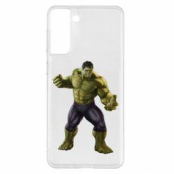 Чохол для Samsung S21+ Incredible Hulk 2