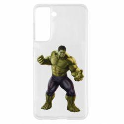 Чохол для Samsung S21 Incredible Hulk 2