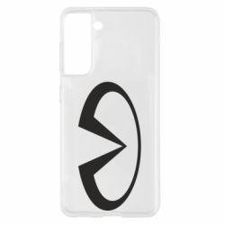 Чехол для Samsung S21 Infiniti logo