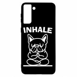 Чохол для Samsung S21+ Inhale