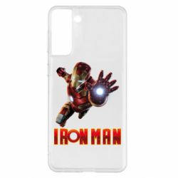Чохол для Samsung S21+ Iron Man 2