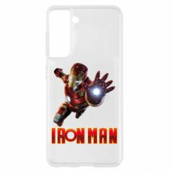 Чохол для Samsung S21 Iron Man 2