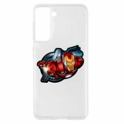 Чохол для Samsung S21 Iron Man and Avengers
