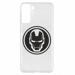 Чохол для Samsung S21+ Iron man symbol