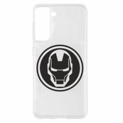 Чохол для Samsung S21 Iron man symbol