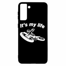 Чохол для Samsung S21+ it's my moto life
