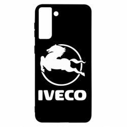 Чехол для Samsung S21+ IVECO