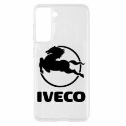 Чехол для Samsung S21 IVECO