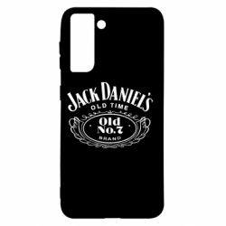 Чехол для Samsung S21 Jack Daniel's Old Time