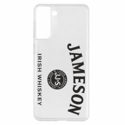 Чохол для Samsung S21+ Jameson Whiskey
